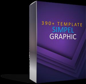 BOX COVER SIMPEL GRAPHIC - 1